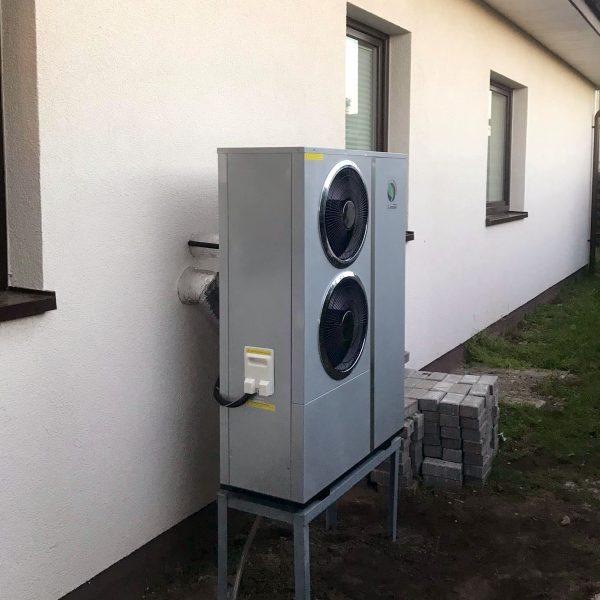 2. Ecoenergija, silumos sistema, sildomos grindys, radiatoriai, kondicionierius monoblokas inverteris, silumos siurbliai, oras vanduo, silumos siurblys, sildymo sistema, ecoenergija1
