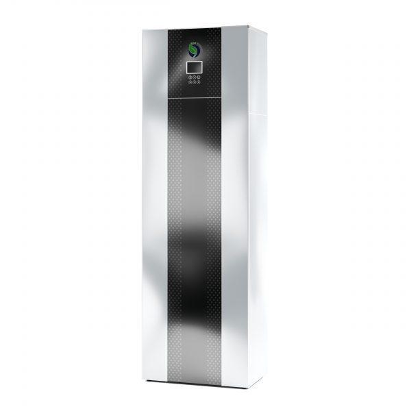 Vandens šildytuvas / šilumos siurblys viename - Ecoenergija